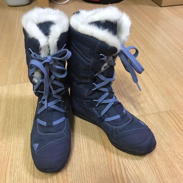 adidas 雪靴 靴 us6.5