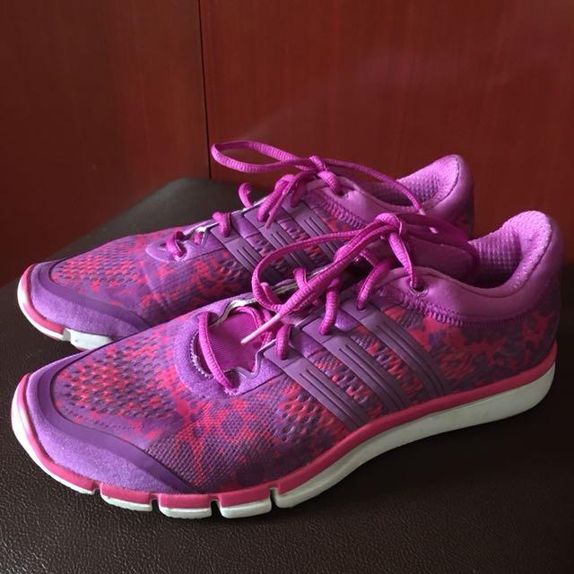 Adidas Femme Adipure 360.2 W Running Chaussure Rose