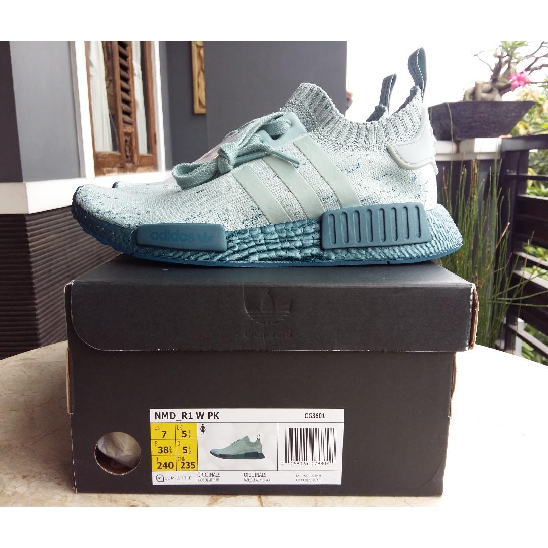 wholesale dealer 4105d 72af1 ... italy adidas nmd r1 damens olgeschäft primeknit tactile grün petrol  metallic olgeschäft damens c4f9d6 e7649 04290