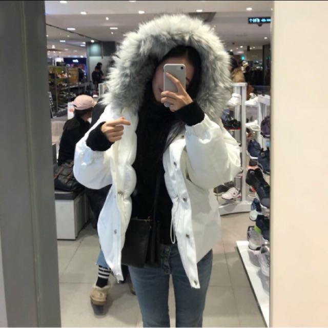 轉賣amamshop_ 韓國鋪棉外套