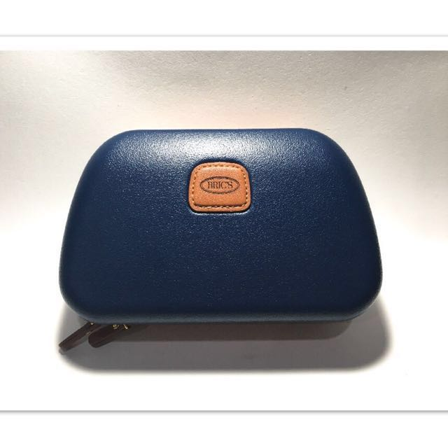 Amenity Kit BRIC'S Clutch colour Dark Blue(only clutch)