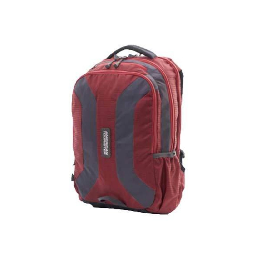 American Tourister Red Backpack- Fenix Toulouse Handball 0f8b225a822c0