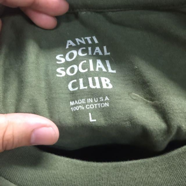 Assc 軍綠