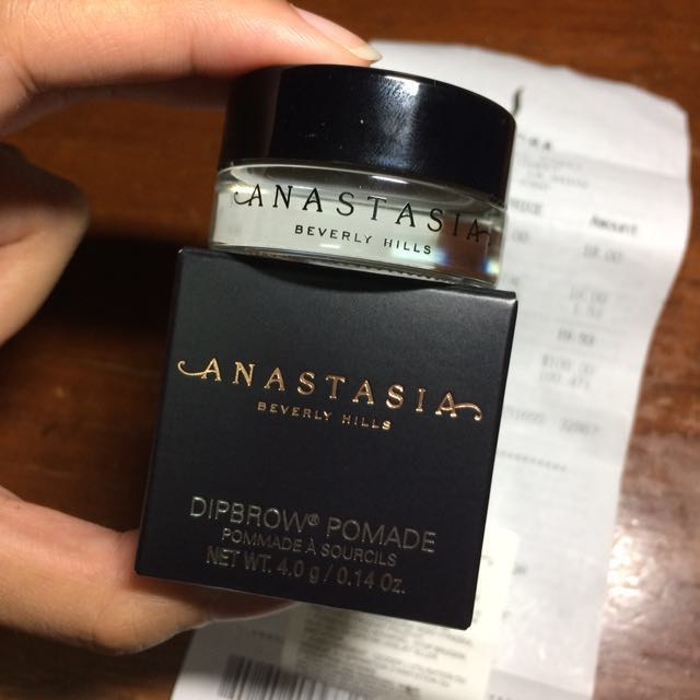 Authentic Anastasia Beverly Hills Dipbrow Pomade - Chocolate