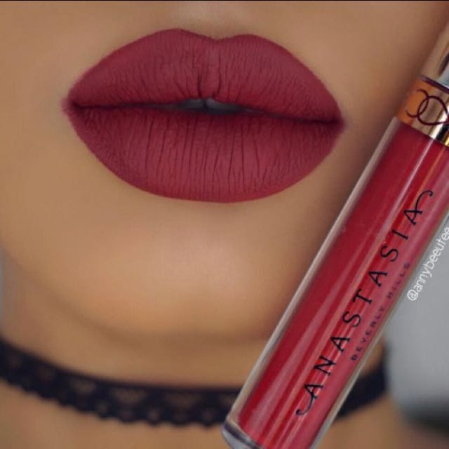 Authentic Anastasia Beverly Hills Liquid Lipstick