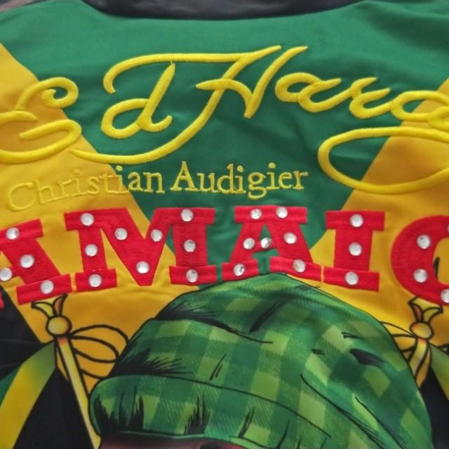 Authentic Ed Hardy jacket