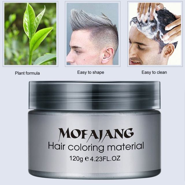 Authentic Mofajang Hair Dye Wax