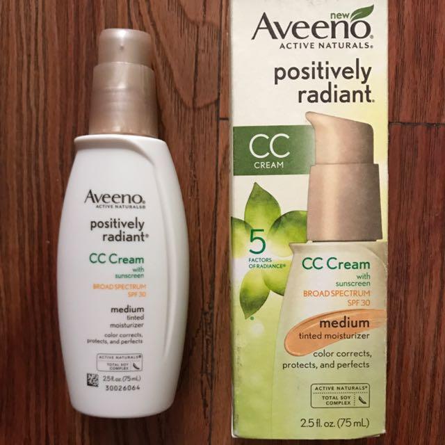 Aveeno CC Cream