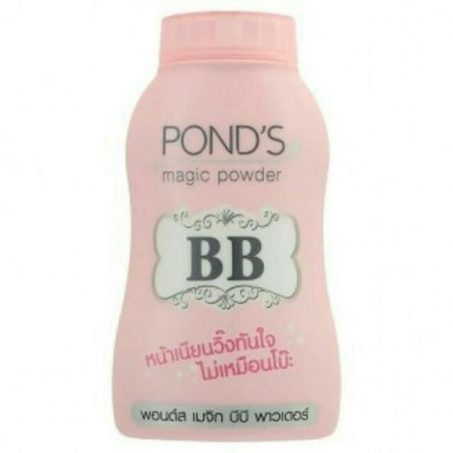 BB POWDER PINK PONDS MAGIC POWDER BB PINK BEDAK TABUR THAILAND