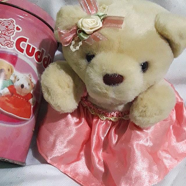Bear Cuddler Set