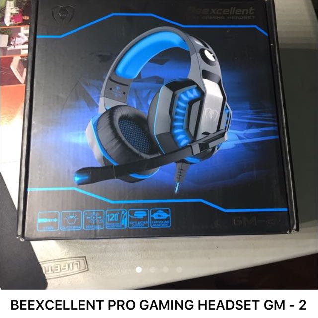 Beexcellent Pro Gaming Headset NEW!