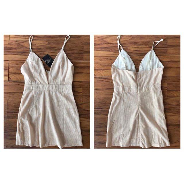 Beige Dress - BNWT