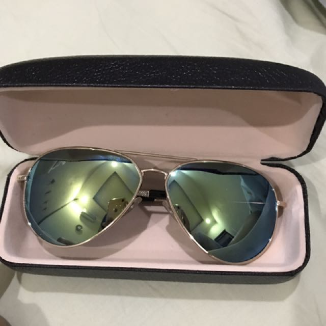 Bellagio Aviator Sunglasses