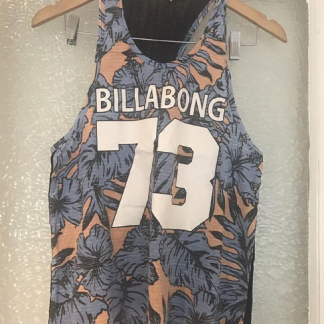 Billabong singlet size 6