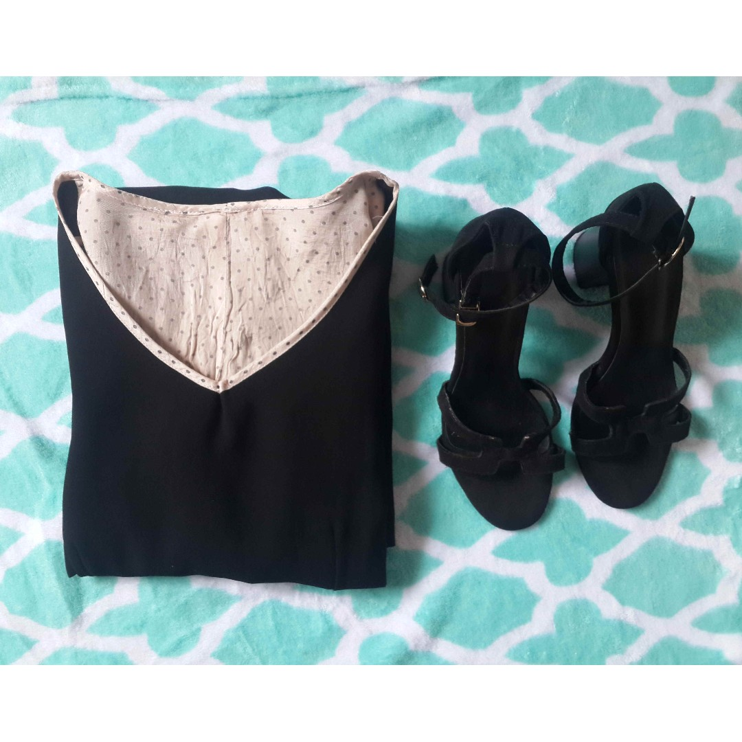 Black Semi-Formal Dress