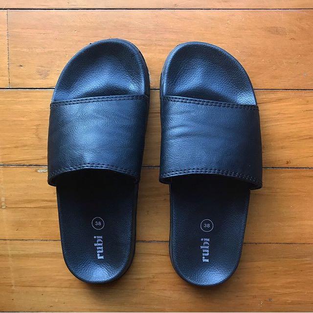 Black Slides
