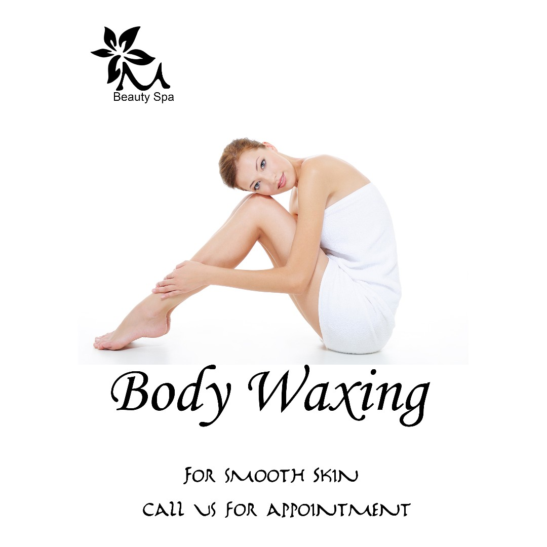 Body waxing (Female Only)