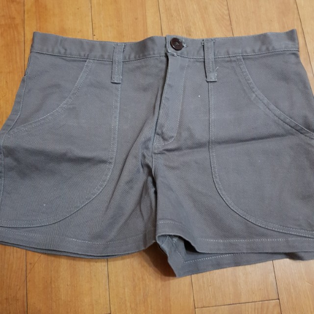 Brown Juana Shorts