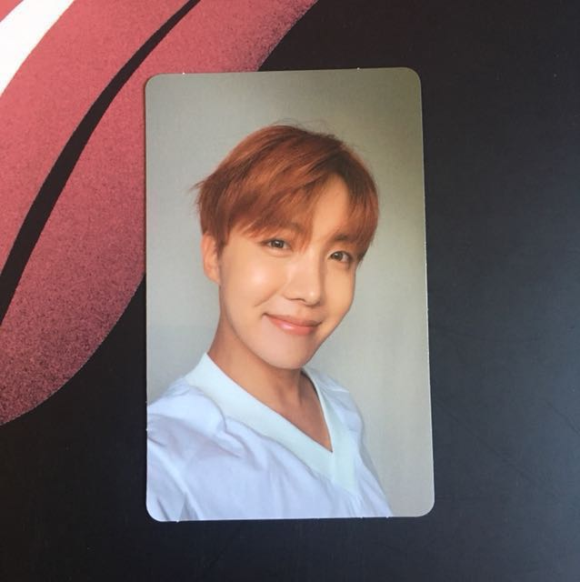BTS Jhope L ver Love Yourself HER Pc