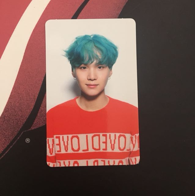 BTS Suga V ver Love Yourself HER PC