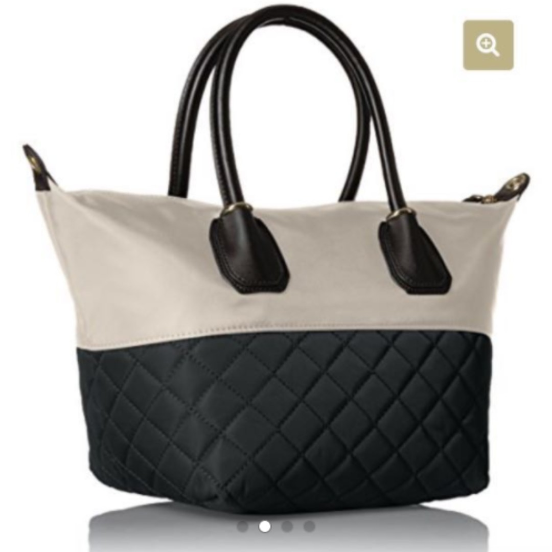 2db399d6d Calvin Klein Florence Quilted Nylon Large Zip Tote, Women's Fashion, Bags &  Wallets on Carousell