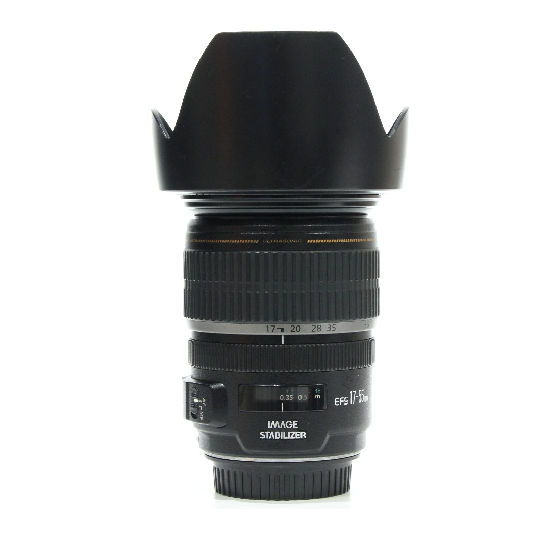 Canon EFS 17-55mm f2.8 IS USM Lens