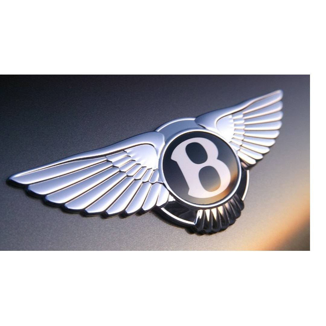 Car Sticker Car Logo Wings Car Accessories On Carousell