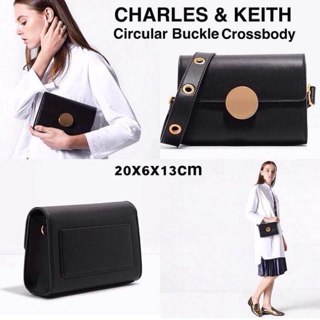 Charles keith Clutch ori