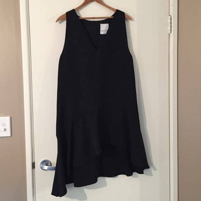 C/MEO Collective Asymmetrical Dress