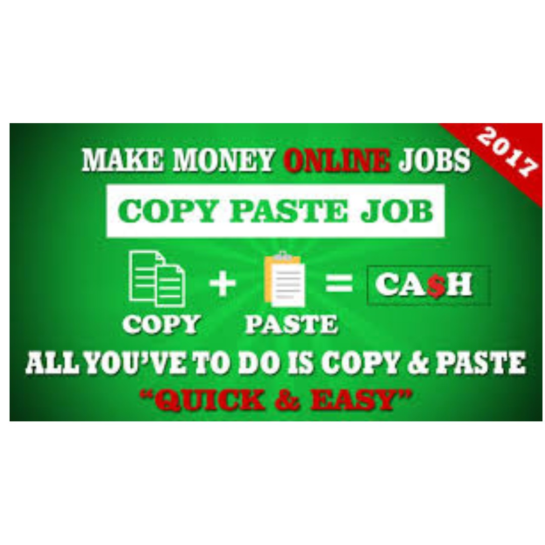 Copy and Paste Online Business