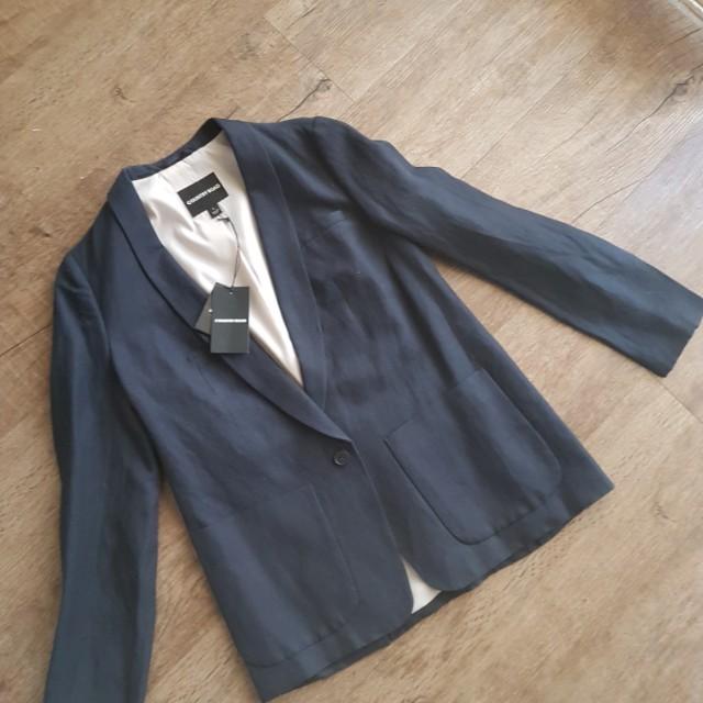 Country Road** Linen coat**New**sz6