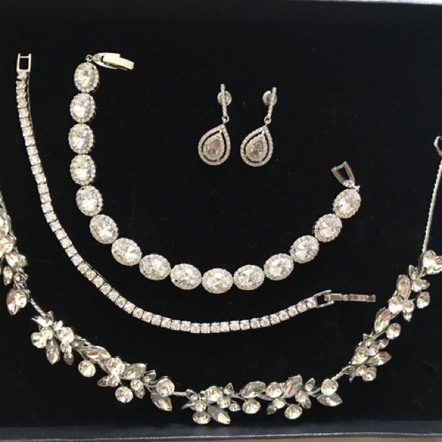 Cubic Zirconia accessories