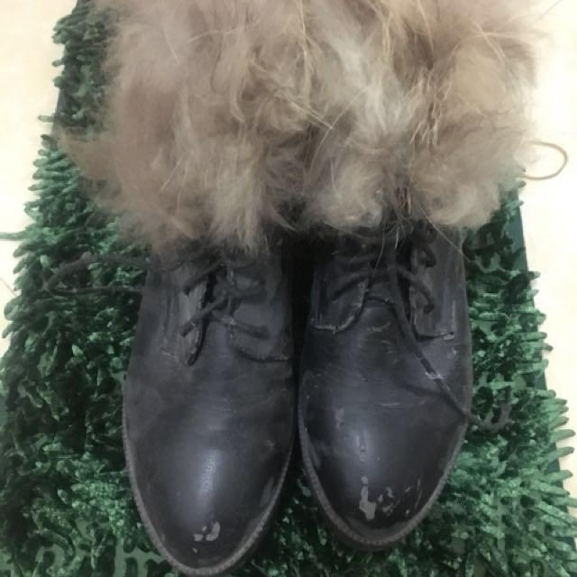 Cute Fur Boots