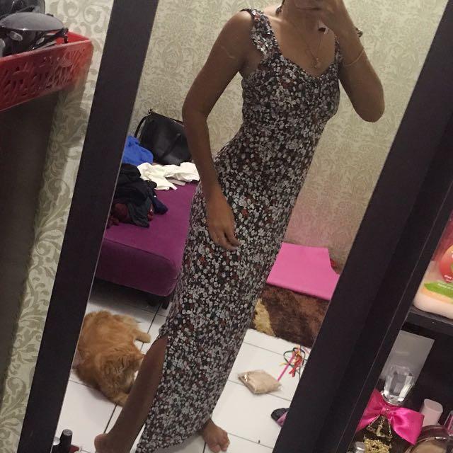 Daster / dress panjang