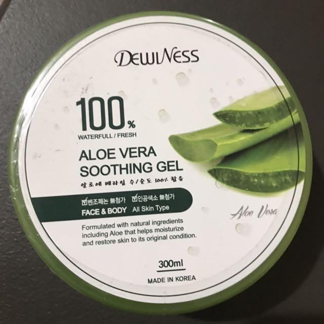 Dewiness Aloe Vera
