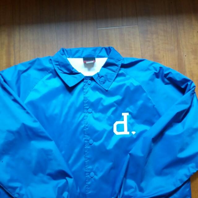 Diamond教練外套
