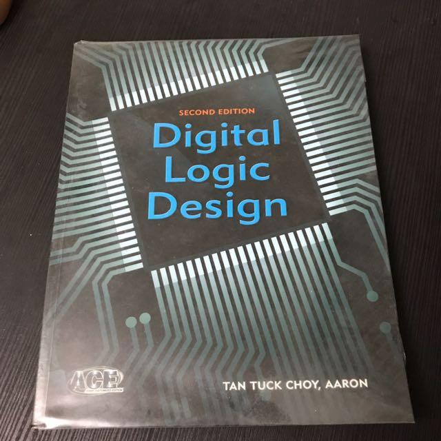Digital Logic Design Books Stationery Textbooks On Carousell