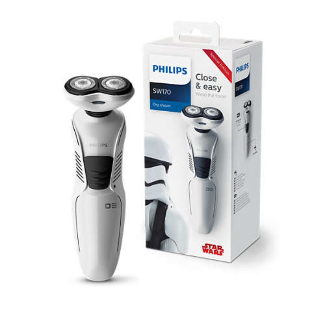 Dry Electric Shaver - Star Wars Special Edition (SW170/04)