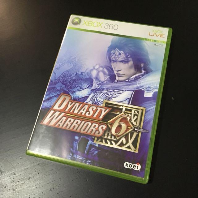 Dynasty Warriors 6 for Xbox 360 (NTSC-J)