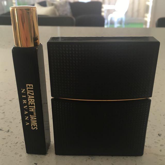 Elizabeth and James Nirvana Perfume & Rollerball
