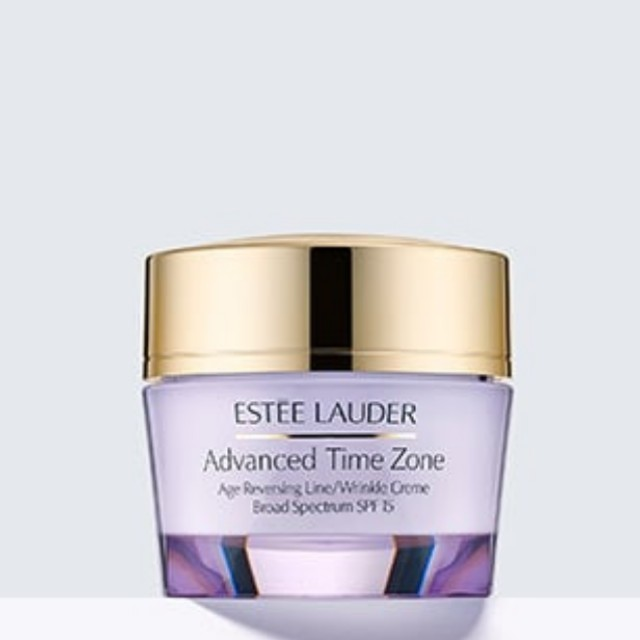 Estee Lauder Advanced Time ZoneAge Reversing Line/Wrinkle Creme SPF 15 (15ml)
