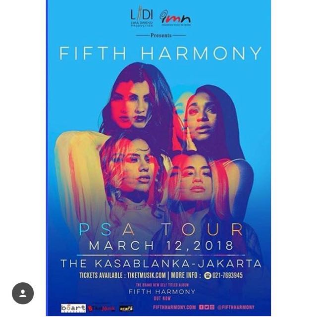 fifth harmony tickets concert Fest B!