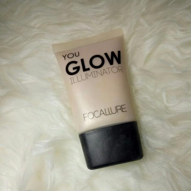 Focallure highlighter you glow illuminator