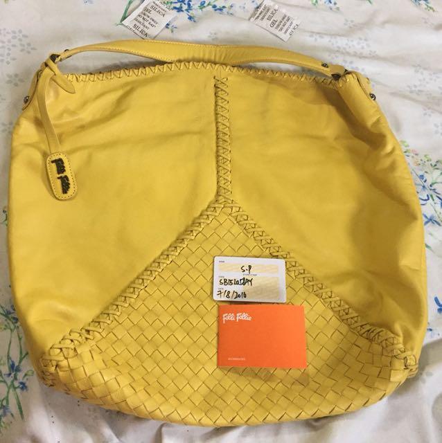 Folli Follie authentic leather bag