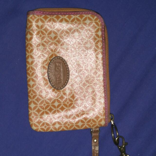 Fossil dompet hp or kartu