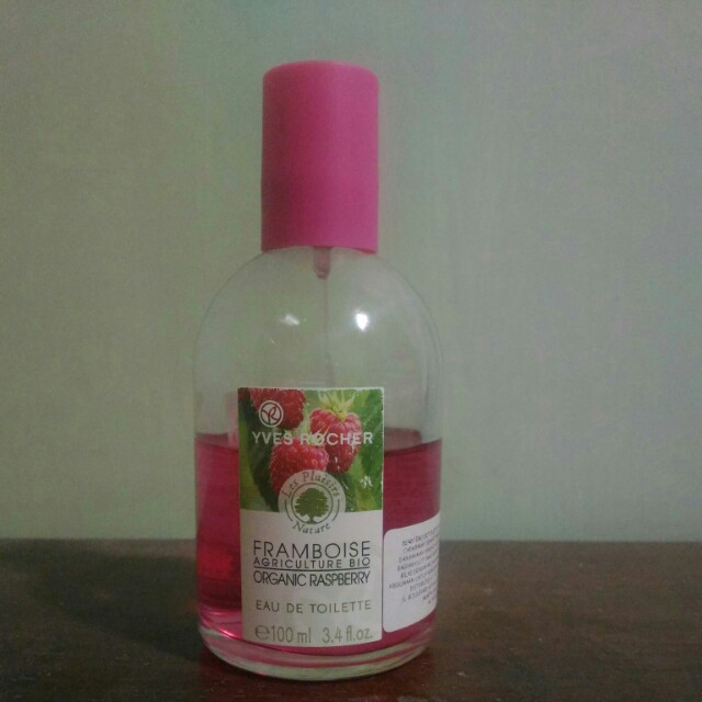Framboise Organic Raspberry Eau De Toilette