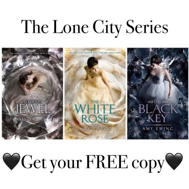 #FREE Ebook The Lone City Series Amy Ewing