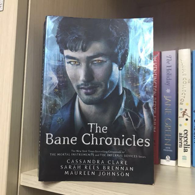 FREE ONGKIR Bane Chronicles Cassandra Clare