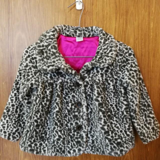 GAP女童外套~110公分,4-5歲