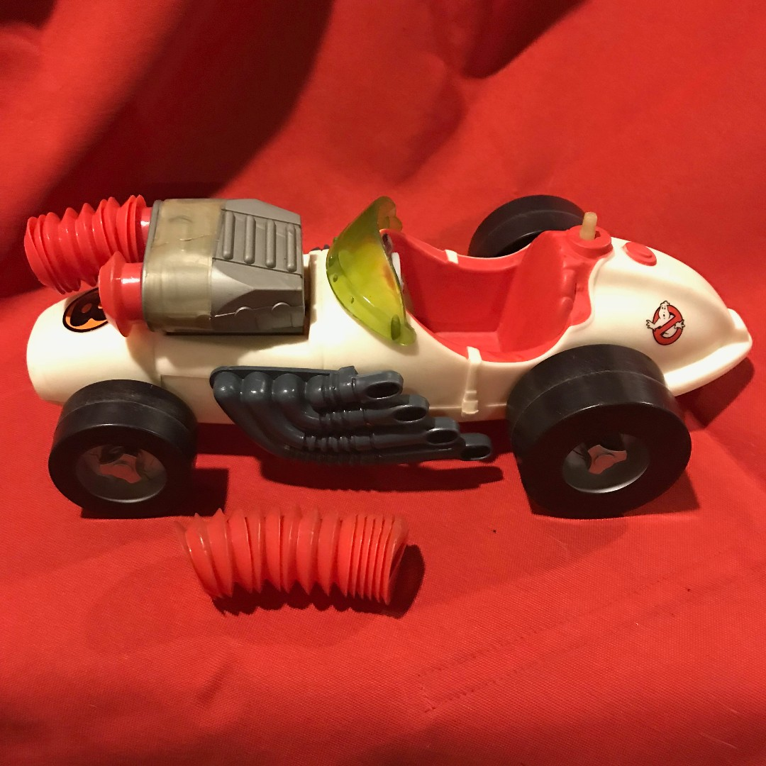 Ghostbusters ECTO-500  The Real Ghostbusters 1988